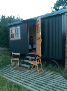Homely Shepherd Hut