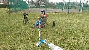 Rocket testing
