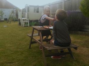 Garden for kids